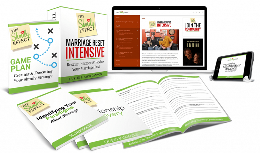 The Marriage Reset Intensive